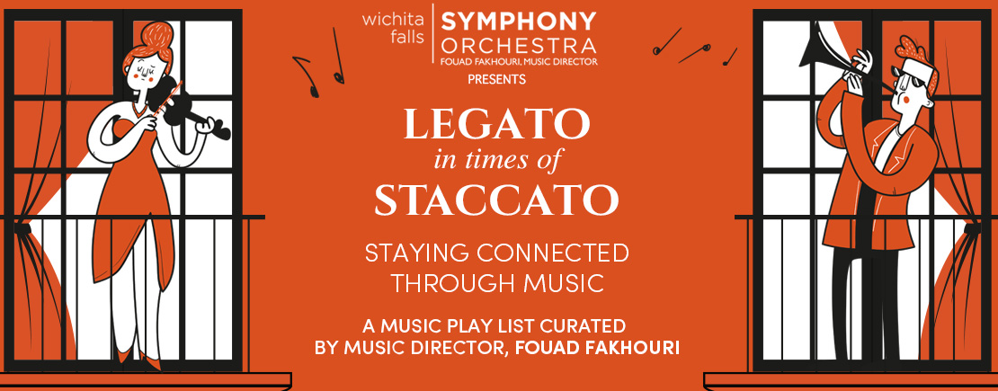 Legato in Times of Staccato