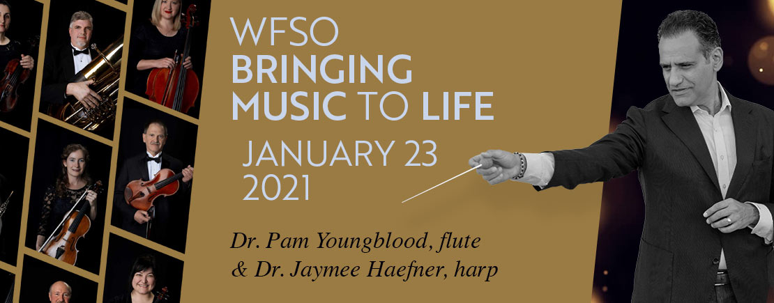 WFSO Bringing Music to Life
