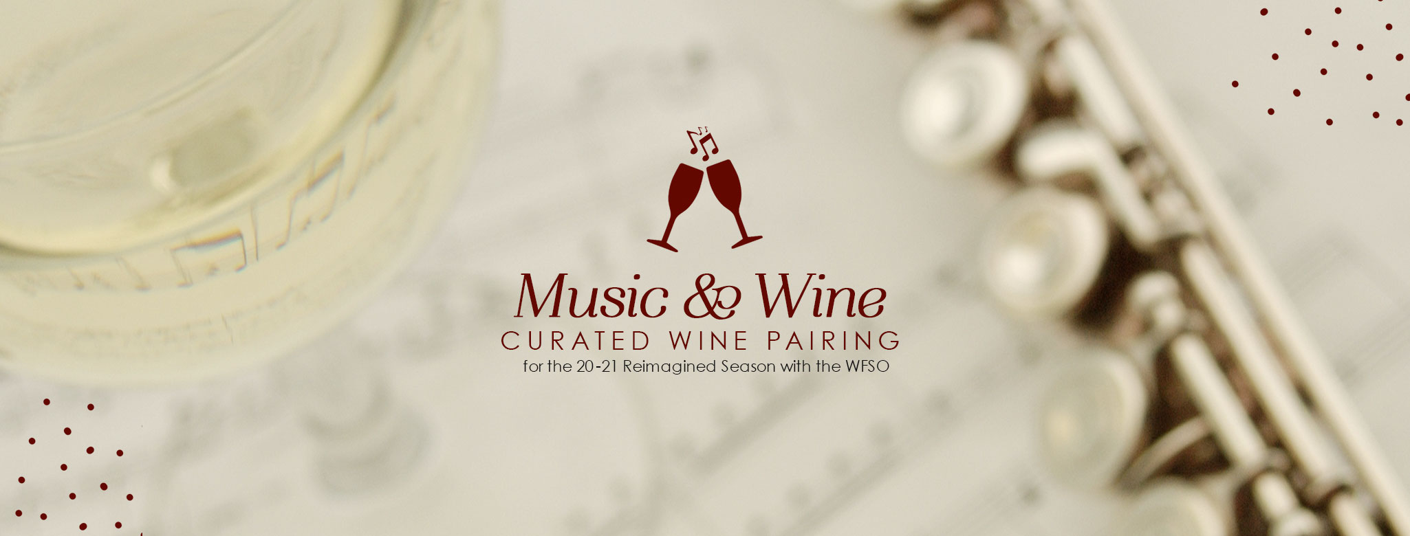 Music & Wine Set for January 30, 2020